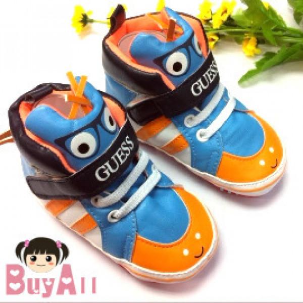 【給寶寶人生第一步的小鞋子】運動款休閒學步鞋/防滑童鞋/寶寶鞋/嬰幼兒鞋/外出休閒鞋